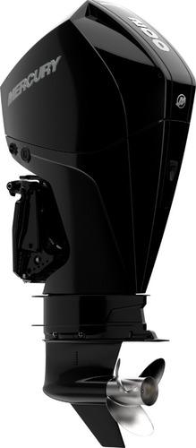 Imagem 1 de 8 de Motor De Popa Mercury 200hp L 4 Tempos