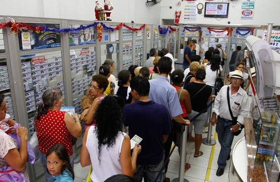 Vendo Lotérica No Litoral Sul