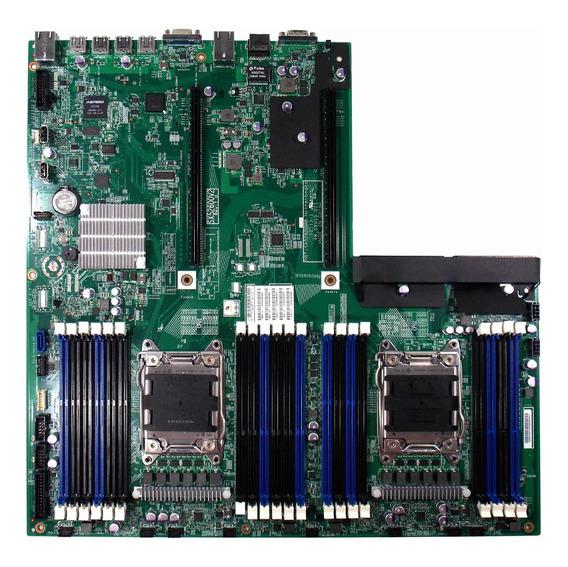 Placa Mãe Servidor Lenovo Thinkserver Rd530 Sx52600v2 (8081)