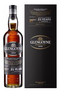 Whisky Single Malt Glengoyne 21 Años 43%abv Origen Escocia.