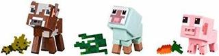 Minecraft Modo Cómica Baby Animals 3-pack