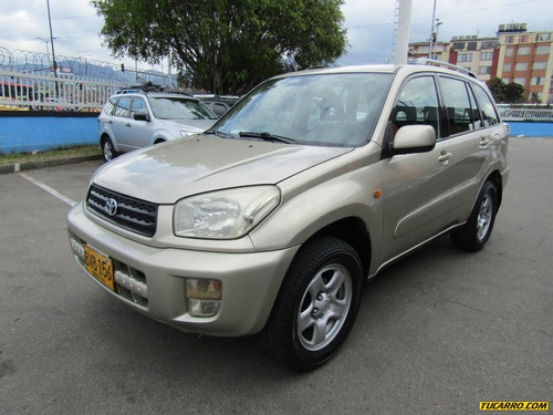 Toyota Rav4 2.0l At 2000cc 5p