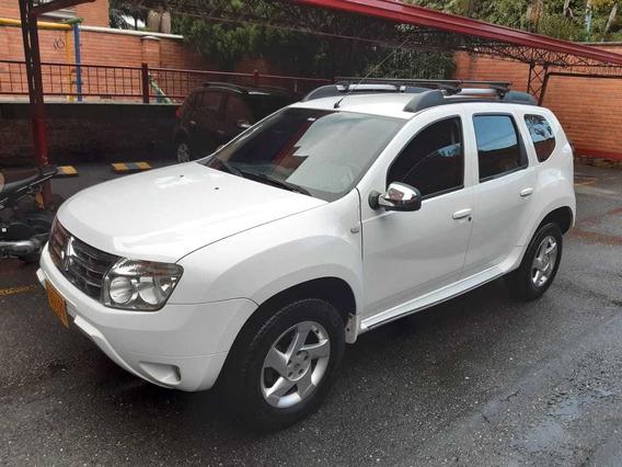Renault Duster Dynamique 2013 4x2 Blanco
