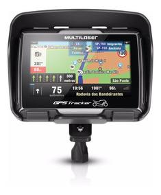 Gps Pra Moto Tela 4.3 Prova Dagua Bluetooth Pega Radar Kit
