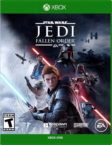 Star Wars Jedi: Fallen Order - Xbox One - Mídia Física!