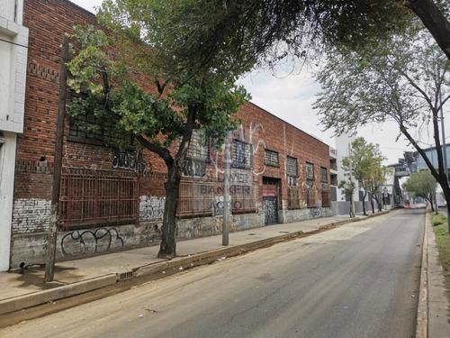 Imagen 1 de 10 de Terreno En Venta, 2 Frentes, Avenida Ferrocarril