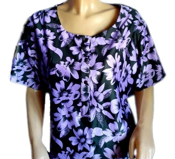 Camisa Polyester, Gran Cuerpo, Talle Xl/xxl