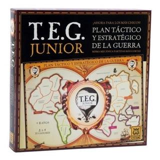 Teg Junior Juego De Mesa Yetem 80100