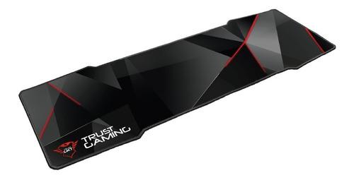 Mousepad Gamer Trust Gaming Gxt-209 Xxxl 90x30cms Tela