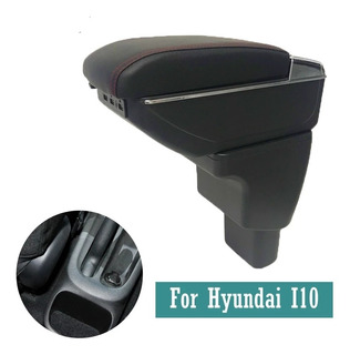 Rear Genuine Hyundai 89900-0W610-MKL Seat Back Armrest Assembly