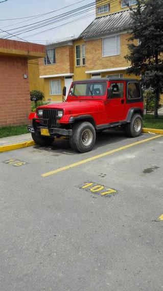 Jeep Wrangler Modelo 88 Cabinado