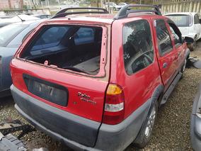 Fiat Palio Weekend - Sucata - Mecanica - Lataria -acessorios