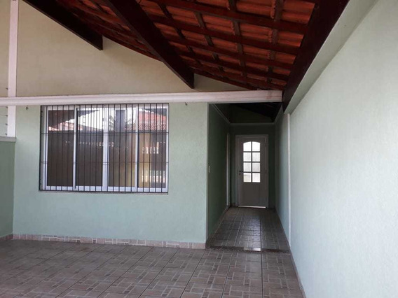 Casa 3 Dorms 2 Vagas No Vila Caiçara Praia Grande
