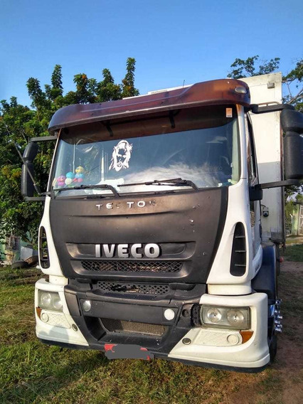 Iveco Tector 240e25 Ano 2010 Cabine Simples