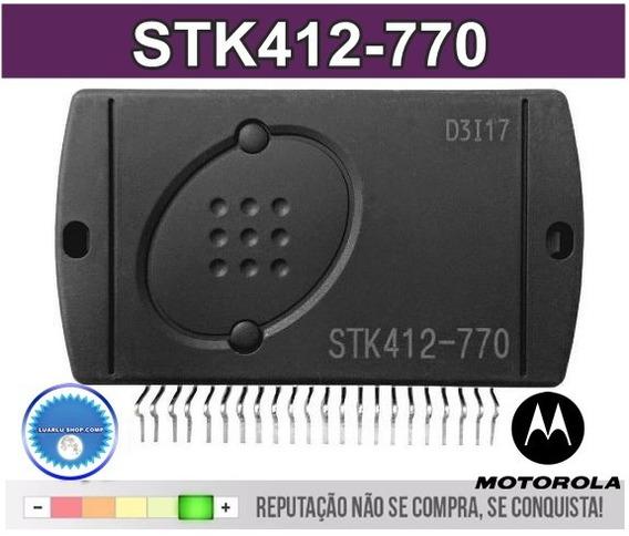 Stk412-770 - Stk 412-770 - 100% Original
