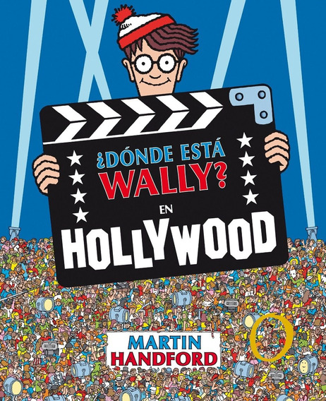 ¿ Donde Esta Wally ? En Hollywood Martin Handford Blok B