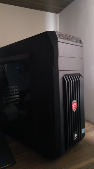 Computador Core I5 6600k + Msi Gaming M3 + 24gb + 250gb Ssd
