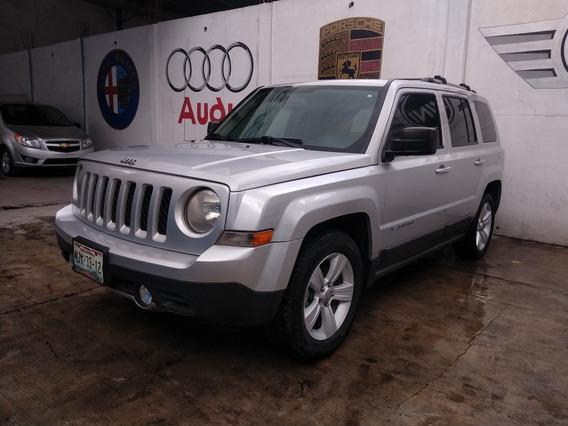 Jeep Patriot Limited Qc 4x2 Cvt 2011