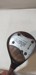 Antiguo Palo De Golf Slazenger 1