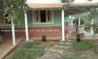 Chácara Para Venda Em Pirapora Do Bom Jesus, Parque Das Laranjeiras, 2 Dormitórios, 2 Suítes, 1 Banheiro, 4 Vagas - 3058