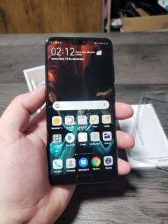 Huawei P20 (l29) - 4gb Ram 128gb Interno - Preto - Impecável