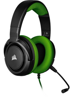 Auriculares Corsair Hs35 Gaming Pc Ps4 Switch Xbox One Cp