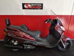 Suzuki Burgman 400 2001 Vermelha Vermelho