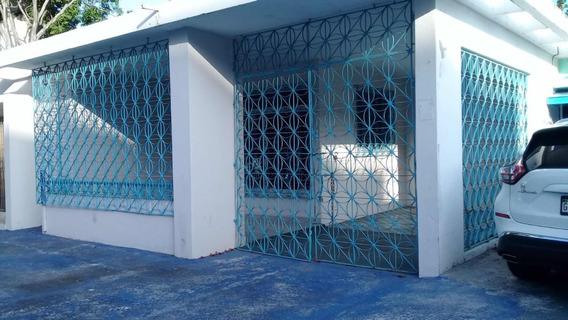 Casa De Alquiler Gazcue