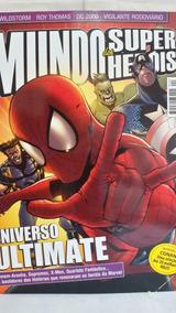 Coleção Revista Mundo Dos Super-heróis (8 Edições)