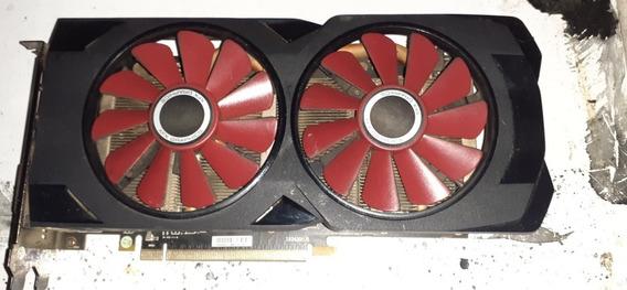 Placa De Vídeo Xfx Radeon Rx 570 4gb