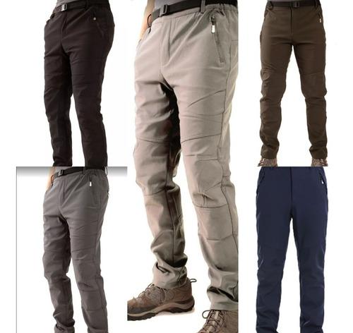 Pantalon Softshell Impermeable Termico Ventas Cordillera Cordillera Ventas