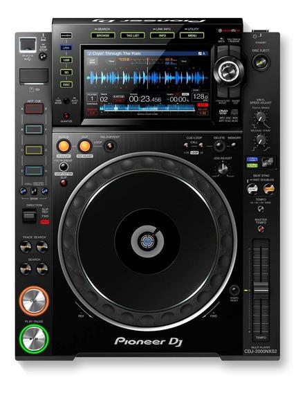 Cdj 2000 Nexus2 Pioneer Com Nota Fiscal E 1 Ano Garantia