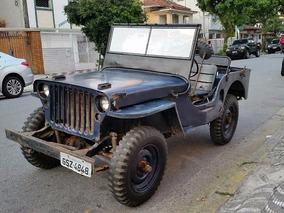 Jeep Willys Mb / Gpw 1942. 4x4. Militar