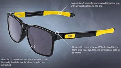 Oculos Oakley Catalyst Valentino Rossi