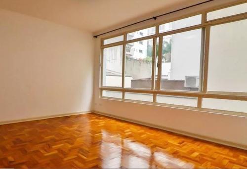 Imagem 1 de 14 de Apartamento No Jardim Paulista À Venda Com 2 Quartos E 1 Vag