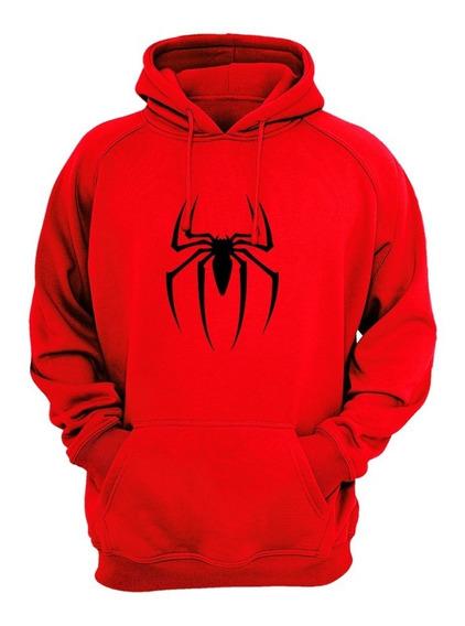 Sudadera Spiderman Unisex Con Gorro ¡envío Gratis!