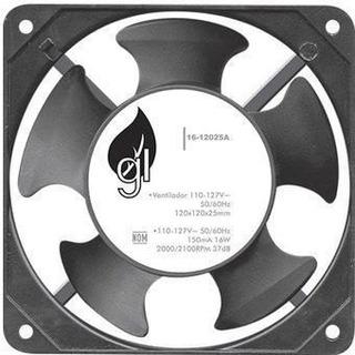 Ventilador Para Procesador 127vca Velocidad 2000/2100 R/min