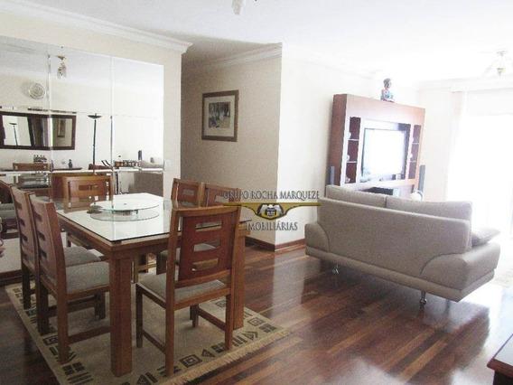 Apartamento À Venda, 107 M² Por R$ 700.000,00 - Belém - São Paulo/sp - Ap0749