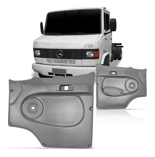 Par Forro Porta Mercedes Mb710 97 98 99 2000 01 02 03 A 2009