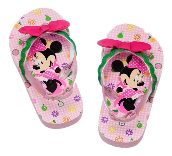 Chinelo Infantil Disney Store - Minnie