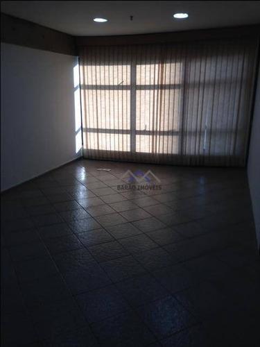 Imagem 1 de 7 de Sala Para Alugar, 50 M² Por R$ 1.600,00/mês - Anhangabaú - Jundiaí/sp - Sa0172