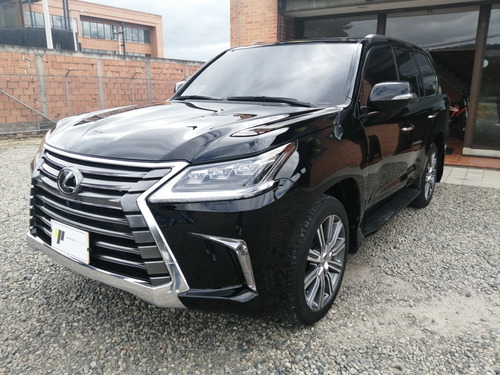 Lexus Lx 570 2016 Blindaje Ii Plus