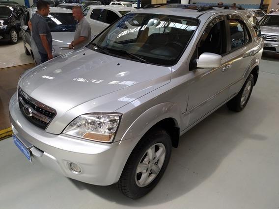 Kia Sorento 3.8 V6 Ex Prata 2009 (automática + Teto + Couro)