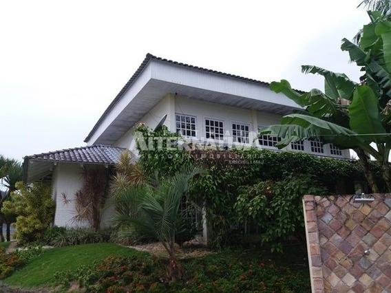 Linda Casa Em Rio Dos Cedros - 8756