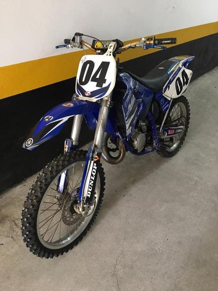 Yamaha Yz125 Cc Ano 2003 -aceito Troca