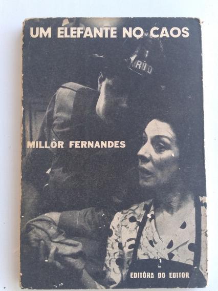 Livro - Um Elefante No Caos - Millôr Fernandes