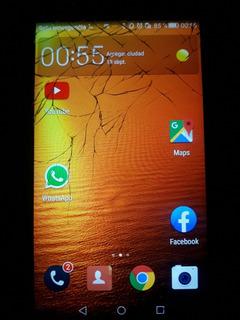 Celular Huawei Y6 Liberado