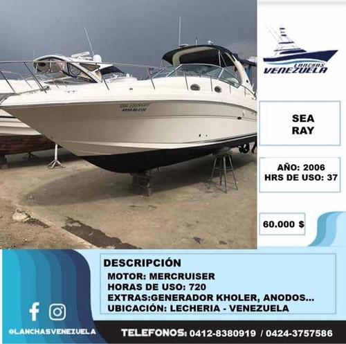 Yate Sea Ray Lv144