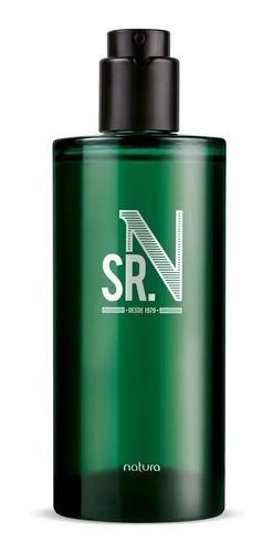 Perfume Sr N Clasico Masculino Natura - mL a $449