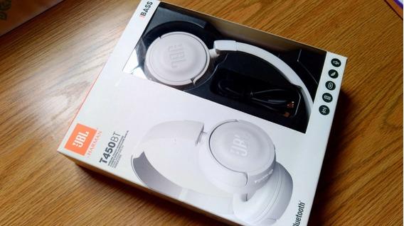 Jbl Fone Bluetooth 450t Branco